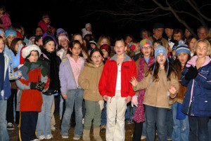 SRBA - Tree Lighting - 2006 - CAS 3859